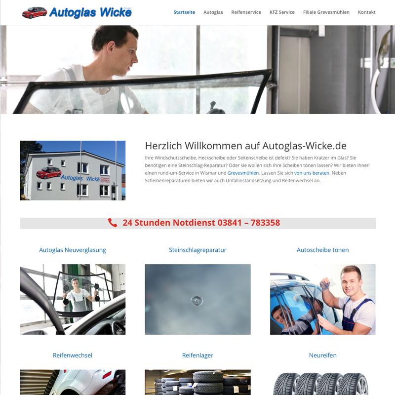 KFZ Werkstatt in Wismar