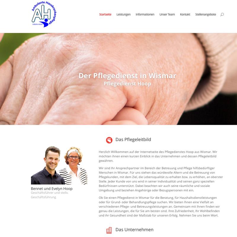 Pflegedienst aus Wismar